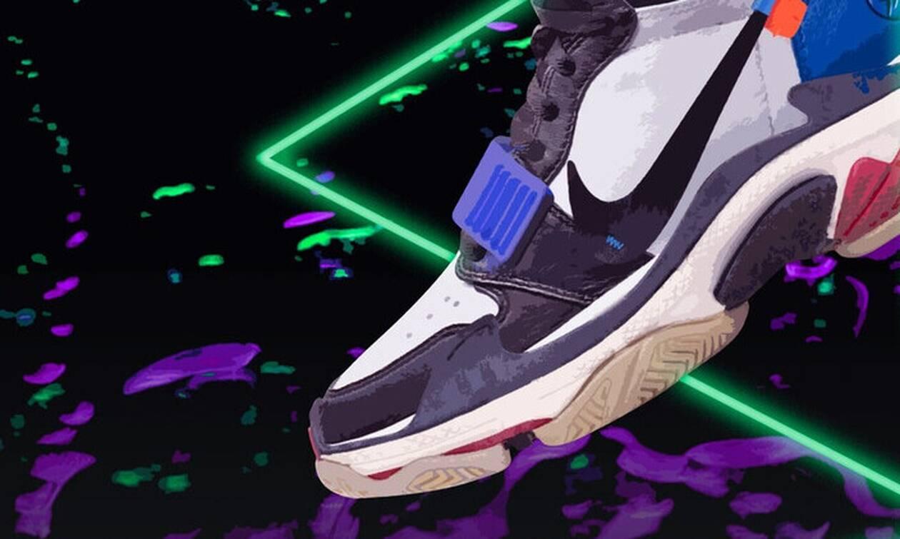 Αυτά είναι τα πιο επιδραστικά παπούτσια της δεκαετίας