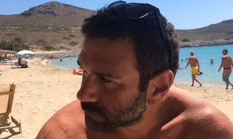 Τάσος Ιορδανίδης: Η κόρη του τον φωτογράφισε - Δείτε πώς