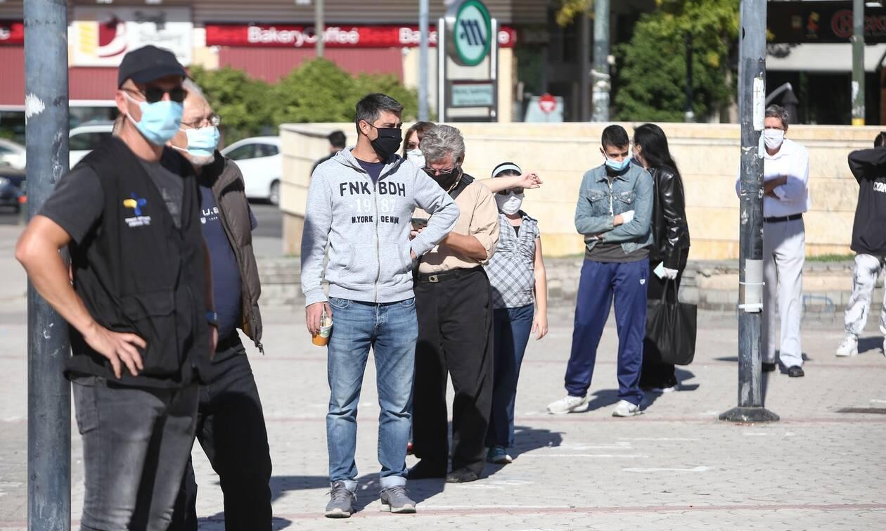Κορονοϊός: Στα 25.000 τα ενεργά κρούσματα - Εκτόξευση αν δεν τηρηθούν τα μέτρα φοβούνται οι ειδικοί