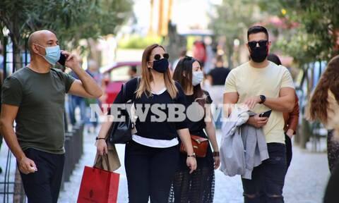 Κορονοϊός: Οι νόμιμοι, οι αρνητές και οι ξεχασιάρηδες! Αυτοψία Newsbomb.gr για τα μέτρα στην Αθήνα