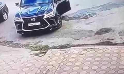 Βίντεο - σοκ: Δολοφόνησαν πρώην αθλητή (Σκληρές εικόνες)