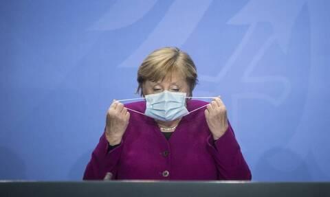 Κορονοϊός - Γερμανία: Δραματική έκκληση Μέρκελ προς τους πολίτες για την τήρηση των μέτρων
