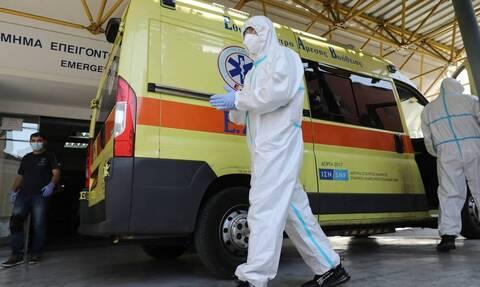 Κορονοϊός: Άλλοι τρεις νεκροί σήμερα στην Ελλάδα