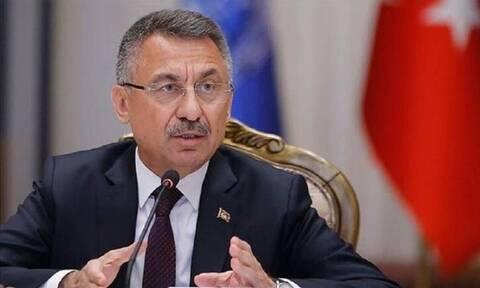 Βαρώσια: Επίσκεψη - πρόκληση του αντιπροέδρου της Τουρκίας Φουάτ Οκτάι