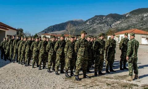 Αύξηση στρατιωτικής θητείας: Από ποια ΕΣΣΟ αναμένεται να ξεκινήσει το 12μηνο
