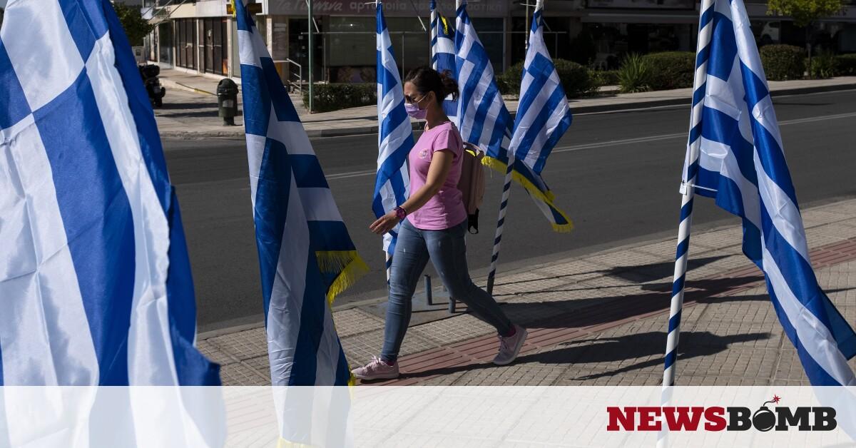 Κορονοϊός – Εφιαλτική πρόβλεψη: Ελλάδα όπως Ιταλία με 4.000 κρούσματα την ημέρα – Newsbomb – Ειδησεις