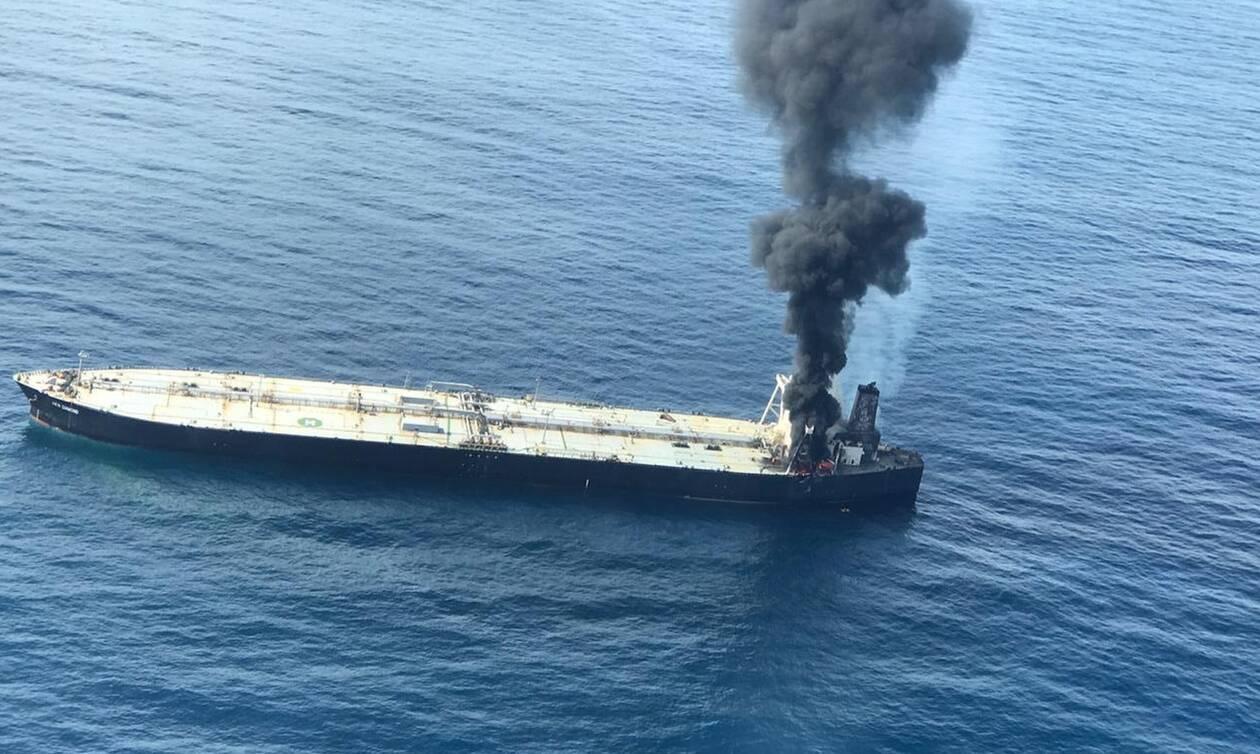 Ρωσία - Συναγερμός: Έκρηξη σε πετρελαιοφόρο - Τρεις άνθρωποι αγνοούνται