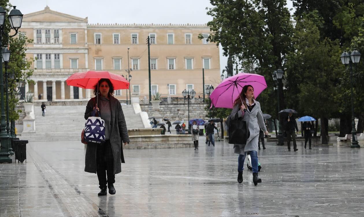 Καιρός: Βροχές και καταιγίδες την Κυριακή (25/10) - Σε ποιες περιοχές αναμένονται