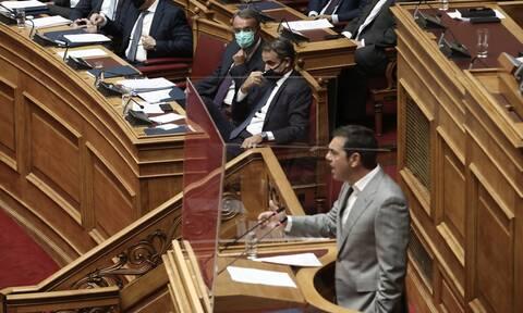 Πρόταση δυσπιστίας κατά Σταϊκούρα: Τελειώνει…το ματς στη Βουλή με μετωπική Μητσοτάκη - Τσίπρα