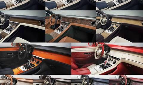 Η Bentley απογειώνει αυτό που λέμε «ότι θέλει ο πελάτης»!