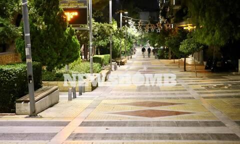 Απαγόρευση κυκλοφορίας - Ρεπορτάζ Newsbomb.gr: Μεταμεσονύχτια... ησυχία σε Αθήνα και Θεσσαλονίκη