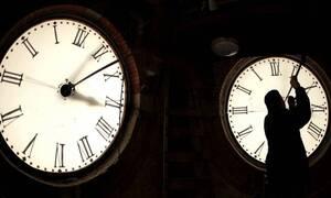 Προσοχή: Αλλάζει τα ξημερώματα η ώρα - Βάζουμε τα ρολόγια μία ώρα πίσω