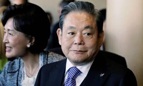 Νότια Κορέα: Πέθανε ο πρόεδρος της Samsung, Λι Κουν Χι