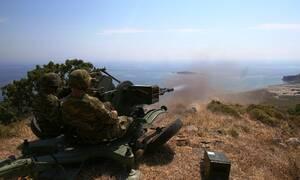 Ένοπλες Δυνάμεις: «Φορτωμένα» τα νησιά - Κίνδυνος ανάφλεξης σε όλο το Αιγαίο