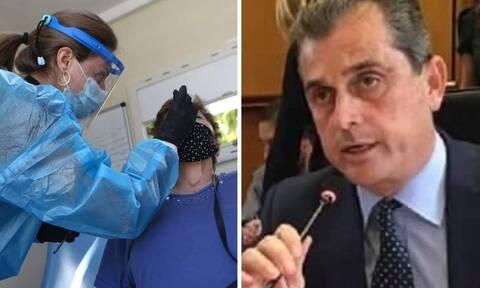 Αντιπεριφερειάρχης Σερρών στο Newsbomb.gr: Στις δυναμικές ηλικίες έως 29 ετών τα πολλά κρούσματα