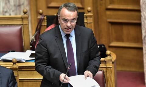 Βουλή - LIVE: Η συζήτηση για την πρόταση δυσπιστίας κατά του Χρήστου Σταϊκούρα
