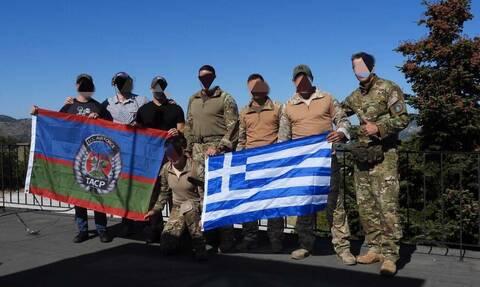 Πολεμική Αεροπορία: Συνεκπαίδευση μεταξύ Ελλήνων και Αμερικάνων στο Λιτόχωρο (photos)