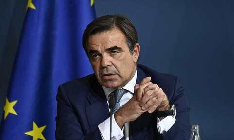 «Χαστούκι» Σχοινά σε Αλτούν: Συγγνώμη που σας απογοητεύω, αλλά αυτός είναι ο Ευρωπαϊκός Τρόπος Ζωής