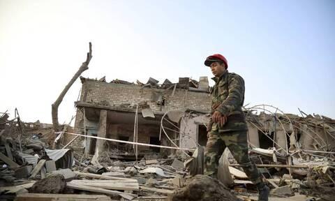 Ναγκόρνο-Καραμπάχ: Στους 974 αυξήθηκαν οι νεκροί Αρμένιοι στρατιώτες, από τις 27 Σεπτεμβρίου