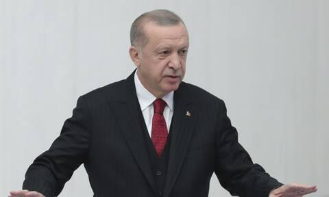 Πόλεμο με τον Τραμπ άνοιξε ο Ερντογάν