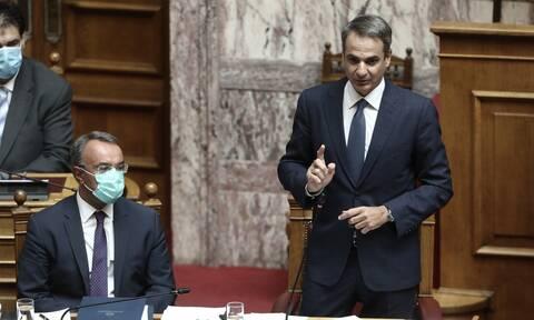 Βουλή LIVE BLOG: Πρόταση μομφής κατά Σταϊκούρα - Άρχισε η ψηφοφορία
