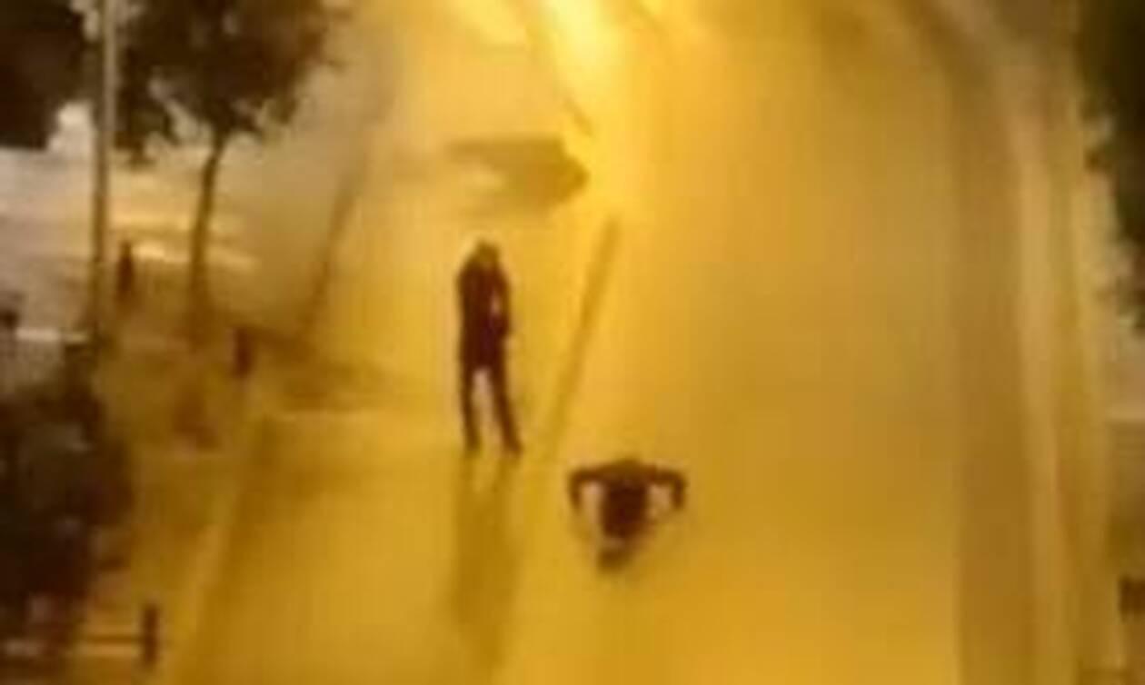Κορονοϊός - Κοζάνη: Απίστευτες εικόνες - Δείτε τι έκανε την πρώτη νύχτα του «lockdown»