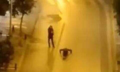 Κοζάνη: Απίστευτες εικόνες - Δείτε τι έκανε την πρώτη νύχτα του «lockdown»