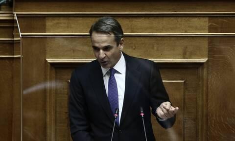 Κορονοϊός - Lockdown: Τι είπε ο Κυριάκος Μητσοτάκης στη Βουλή