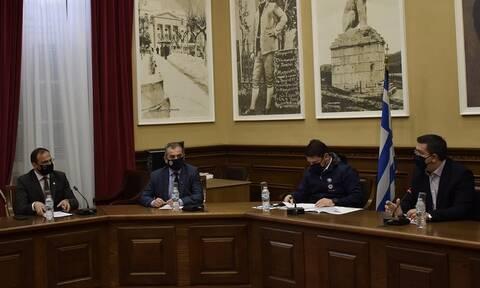 Κορονοϊός: Νέα έκτακτα μέτρα στις Σέρρες
