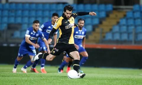 ΠΑΣ Γιάννινα-ΑΕΚ 0-1: Έπαιξε με τη «φωτιά», πήρε νίκη βάλσαμο!