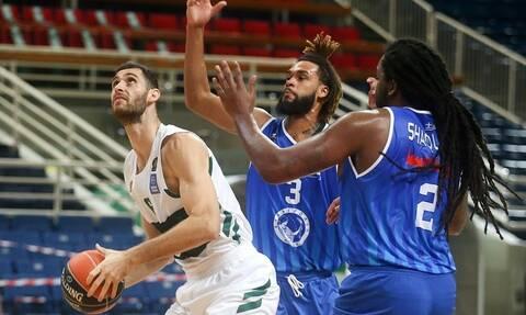 Basket League: Δυσκολεύτηκε ο Παναθηναϊκός – Highlights, βαθμολογία και πρόγραμμα