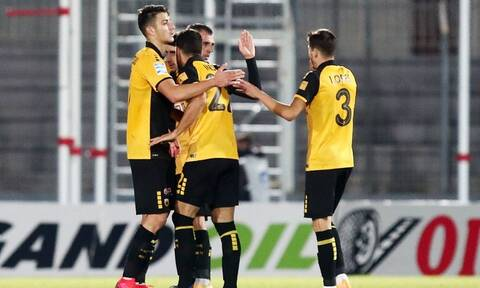 Super League: Νίκη-χρυσάφι η ΑΕΚ – Highlights, βαθμολογία και πρόγραμμα