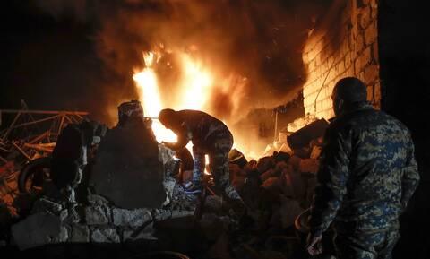 Ναγκόρνο - Καραμπάχ: Ανθρωπιστική εκεχειρία αποφασίστηκε μεταξύ Αρμενίας και Αζερμπαϊτζάν