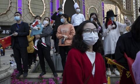 Κορονοϊός στην Κίνα: 20 κρούσματα και 161 ασυμπτωματικοί φορείς σε 24 ώρες