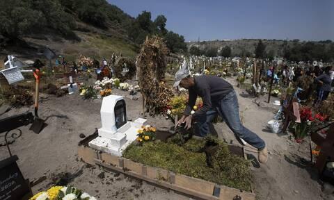 Κορονοϊός στο Μεξικό: 4.360 κρούσματα και 181 θάνατοι σε 24 ώρες