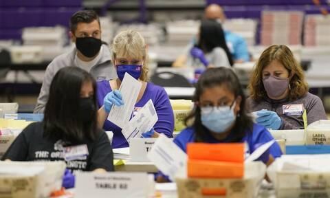 Εκλογές ΗΠΑ 2020: 59 εκατομμύρια Αμερικανοί έχουν ήδη ψηφίσει - Στα ύψη η συμμετοχή