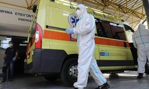 Κορονοϊός: Νεκρός 82χρονος στο ΑΧΕΠΑ - Στους 576 οι νεκροί στη χώρα μας