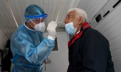 Κορονοϊός - Σέρρες: Συναγερμός για τα 13 κρούσματα σε γηροκομείο - Στο ΑΧΕΠΑ επτά ηλικιωμένοι