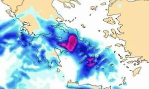 Προσοχή: Έρχεται μεγάλη κακοκαιρία - Προειδοποίηση για πλημμύρες και έντονα φαινόμενα