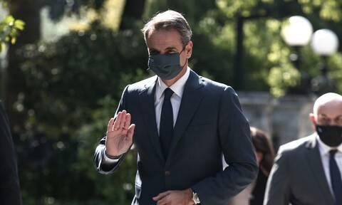 Μητσοτάκης: Μαζί με το πλήρωμα του Υ/Β «Παπανικολής» θα γιορτάσει την 28η Οκτωβρίου ο Πρωθυπουργός