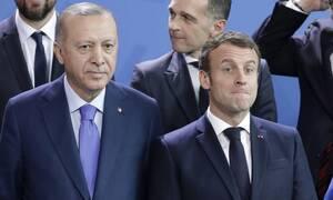 Ξέφυγε τελείως ο Ερντογάν: «Φασίστας ο Μακρόν, μποϊκοτάζ σε κάθε τι γαλλικό»