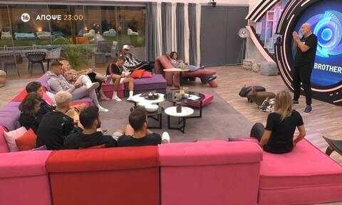 Big Brother – Spoiler: Χαμός στο σπίτι – Ο καυγάς και η δοκιμασία στο σκοτάδι (videos)