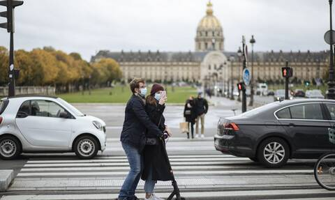 Γαλλία-κορονοϊός: Πραγματικές διαστάσεις λαμβάνει πλέον η υπόθεση της επιβολής νέας καραντίνας