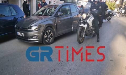 Θεσσαλονίκη: Επεισοδιακή καταδίωξη – Τρεις συλλήψεις (pics - vid)
