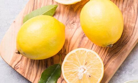 34 χρήσεις του λεμονιού που θα σας καταπλήξουν