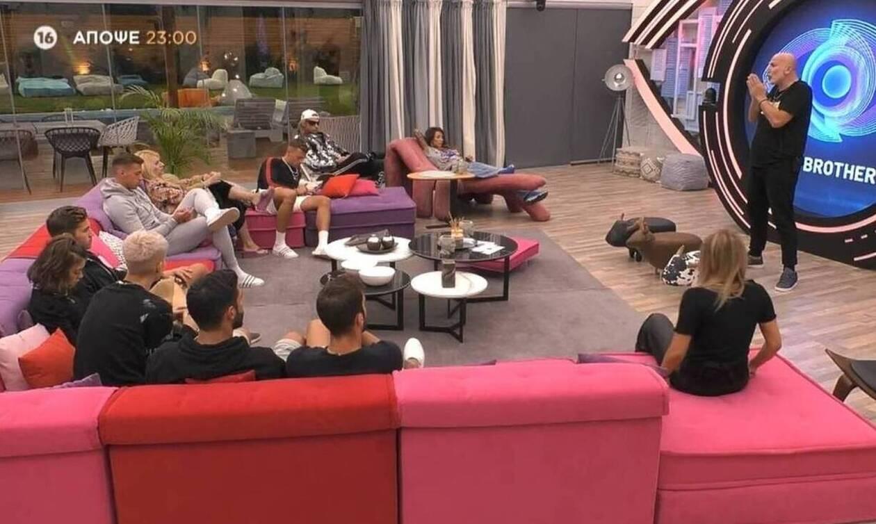 Big Brother: Ποιος θα είναι ο νέος αρχηγός του σπιτιού - Γιατί έγινε χαμός στο σπίτι