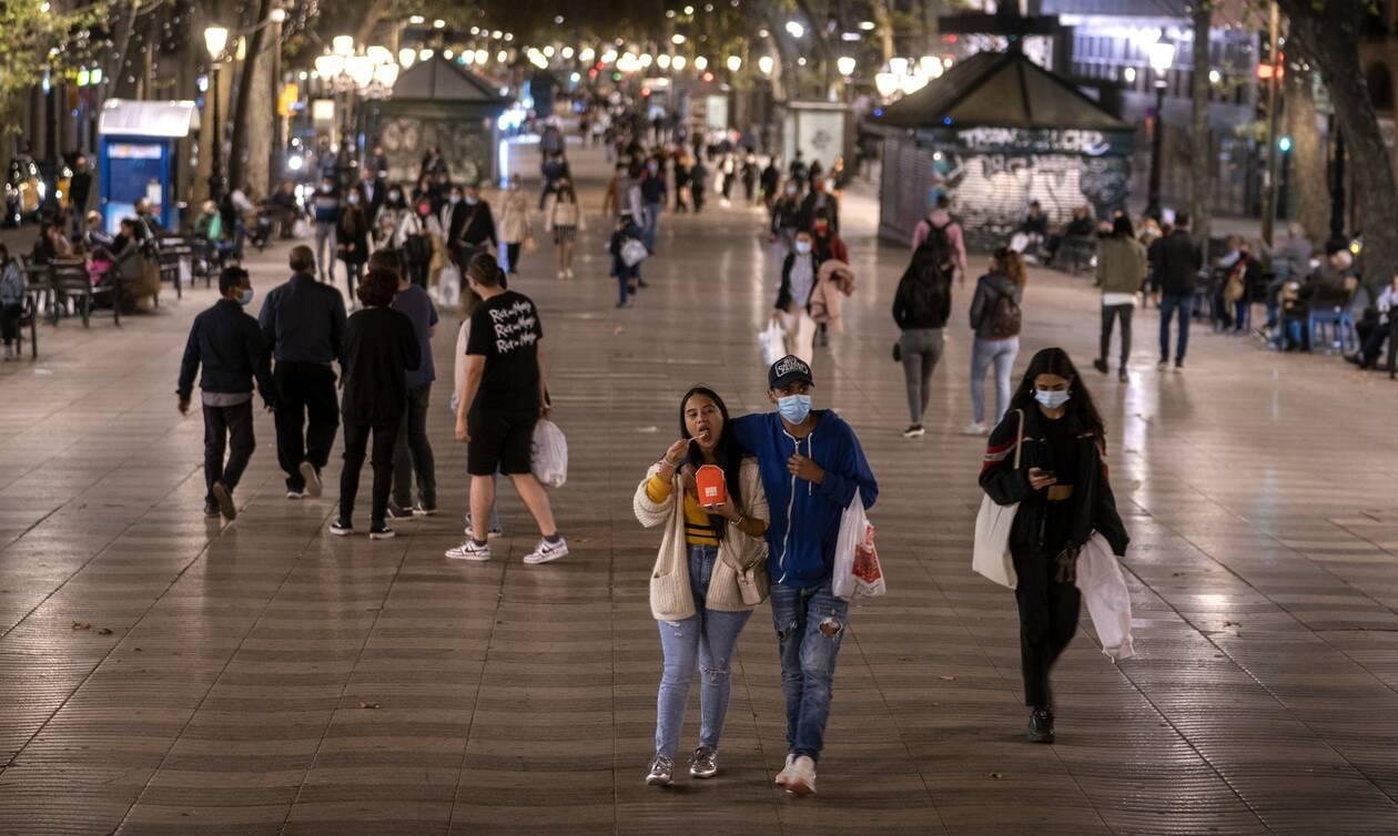 Ισπανία - κορονοϊός: Πάνω από 50.000 κρούσματα μέσα στο Σαββατοκύριακο