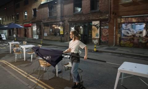Βρετανία - Κορονοϊός: Πάνω από 20.000 τα νέα κρούσματα