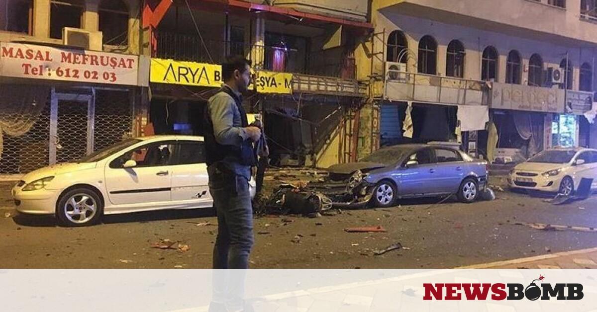 Τουρκία: Ισχυρή έκρηξη στην Αλεξανδρέττα – Newsbomb – Ειδησεις