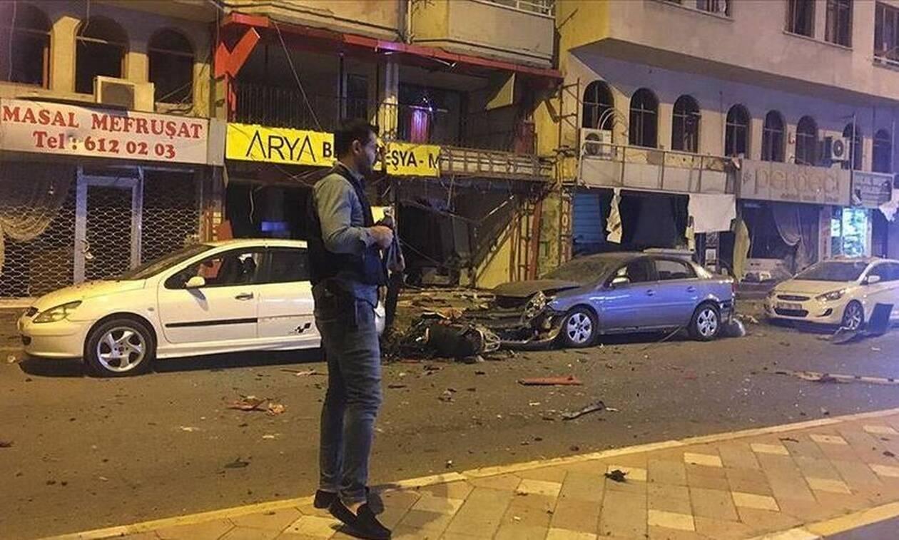 Τουρκία: Έκρηξη στην Αλεξανδρέττα